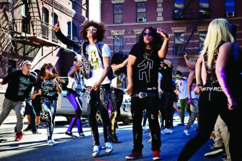 Party Rock Anthem LMFAO ft Lauren Bennett & GoonRock