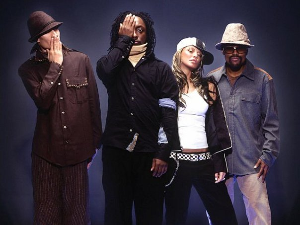 don't phunk with my heart The Black Eyed Peas