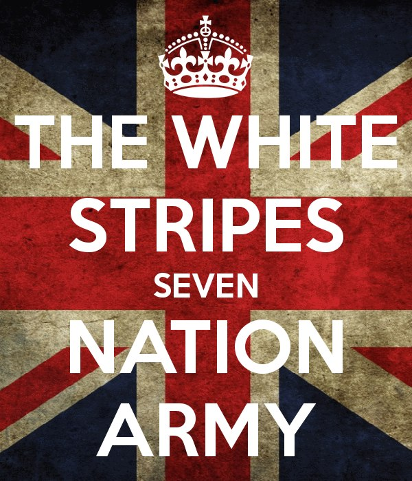 Seven Nation Army White Stripes