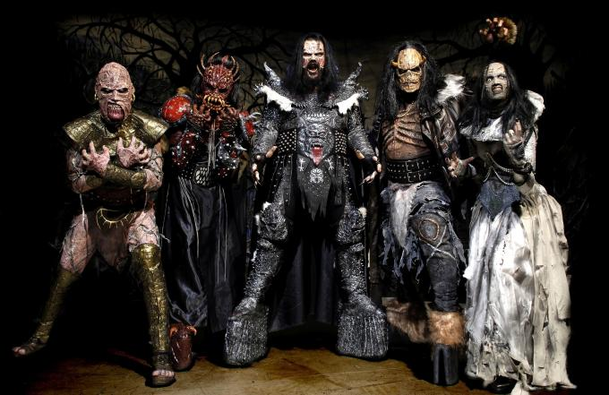 Hard Rock Hallelujah Lordi