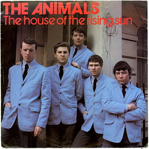 the house of the rising sun The Animal