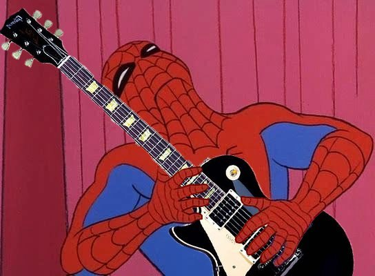 Spider-Man The Ramones